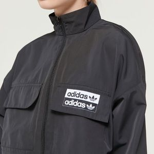 adidas Vocal Cropped Track Jacket
